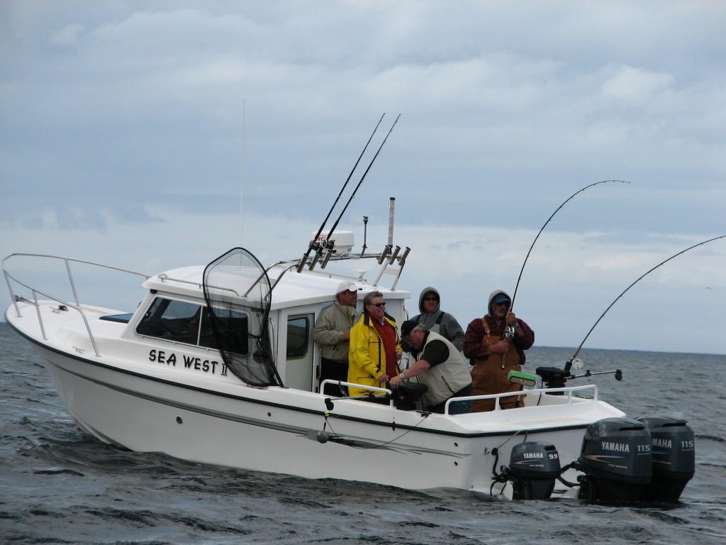 Fishing Charters Salmon Halibut Haida Gwaii Masset